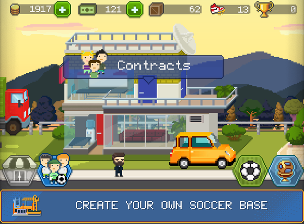 What is best offline football game on mobile? - Quora