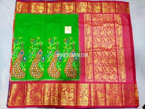 6a56ab0db60fc Where will I get pure silk pochampally sarees for low price  - Quora