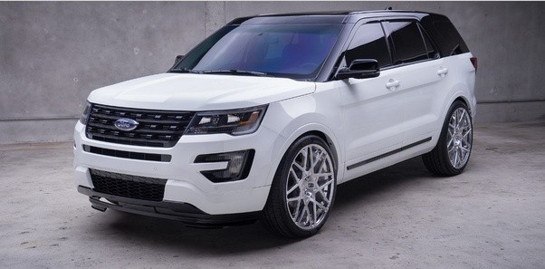 All New Ford Explorer