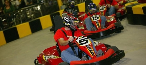 What are tips for indoor go kart racing? - Quora