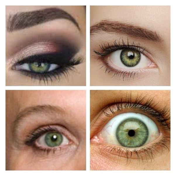 How Do Hazel Eyes And Green Eyes Differ Quora