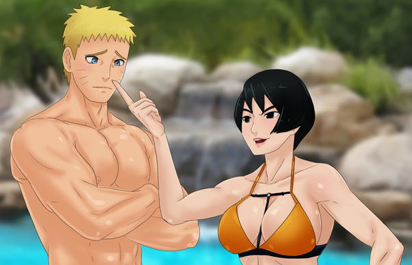 Mom big ass lemon fanfic naruto Can You Tell Me A Good Narutoxkurotsuchi Fanfic No Crossover And Without Reincarnations Quora