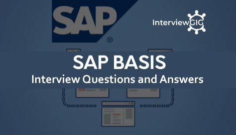 Can anyone share about SAP interview questions? - Quora