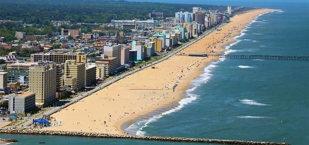 what is virginia beach known for