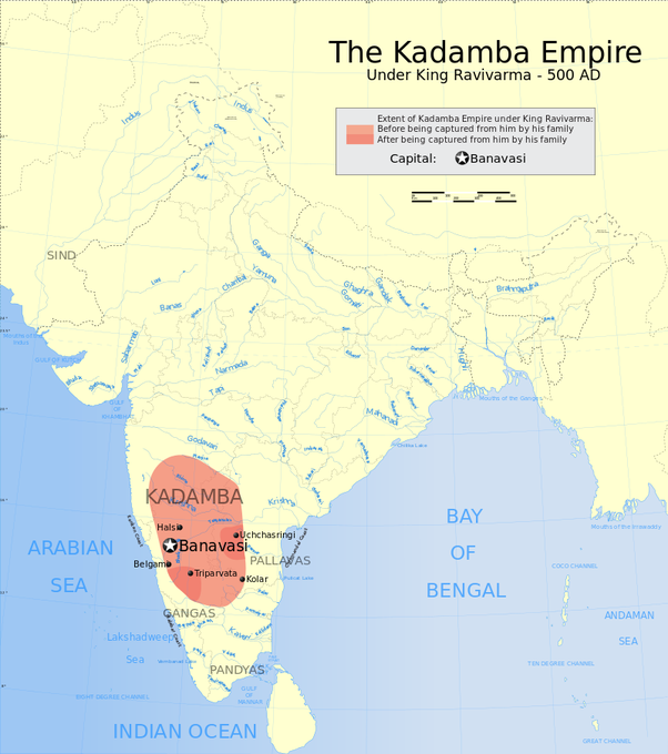 Was maharashtra a kannada speaking land before and was it ruled by so a few parts of maharashtra were a part of this empire although kannada had existed long before the kadambas came to power kannada sanskrit tamil gumiabroncs Choice Image