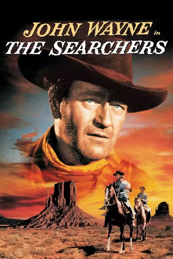 What is your review of the John Ford classic The Searchers (Noir ...