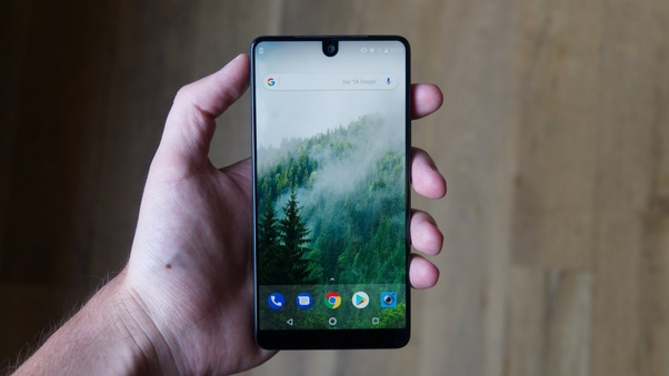 Why are all the Android phones simply copying the notch ...
