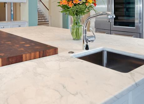 Are granite slabs better than granite tiles for kitchen ...