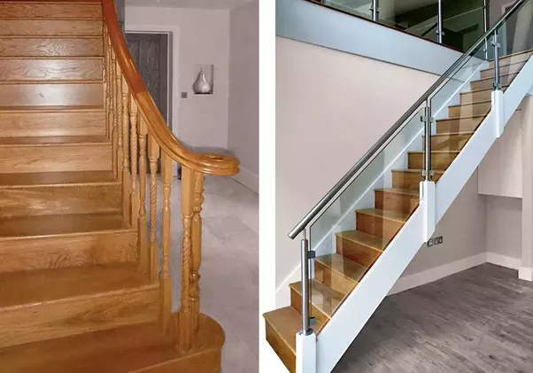 Others Would Rather Do Away With The Whole Balustrade U2013 Sometimes Because  Their Staircase Rises From A Living Or Dining Area And Is Blocking Out  Light From ...