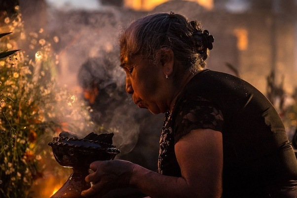 Image result for Day of the dead incense