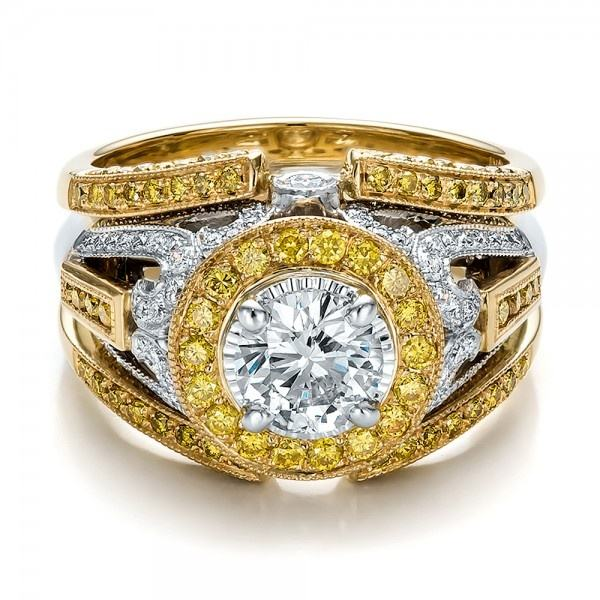 What are some weird or unique engagement ring designs? - Quora