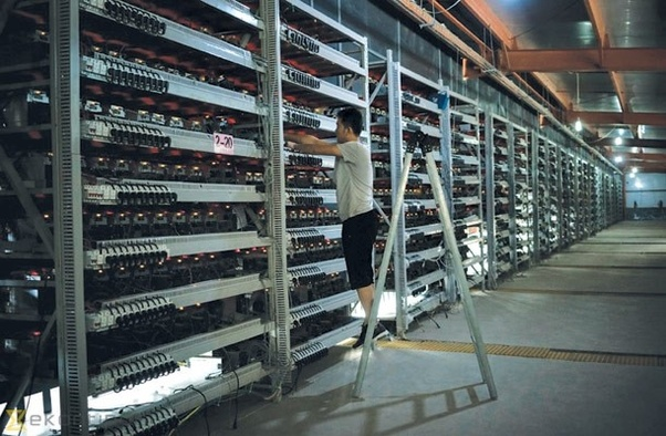 how does bitcoin work who actually pays for the mining
