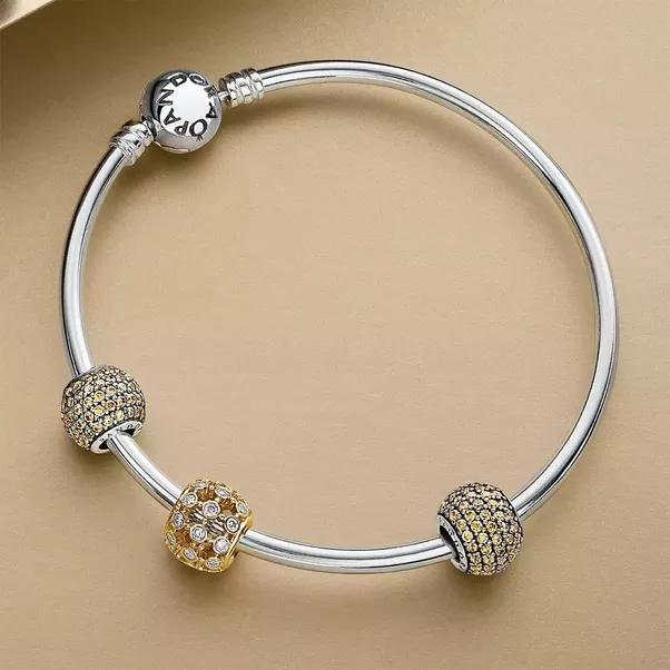 clips pandora bracelet