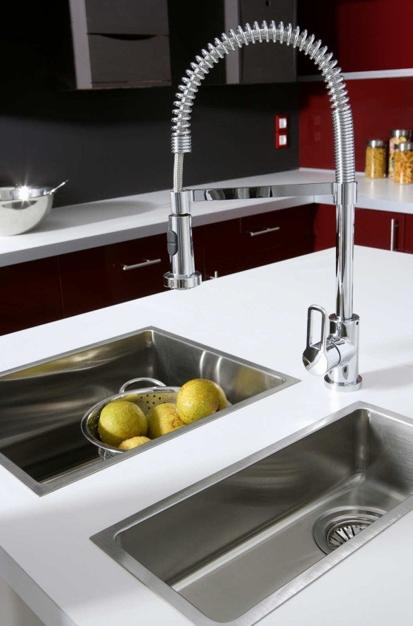 How to choose the best faucet for my new home quora how to choose your faucet for the kitchen solutioingenieria Gallery