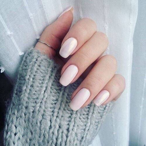 It Kinda Depends On The Shade Of Blue But I Think Youd Be Safe With Pale Pink Like This