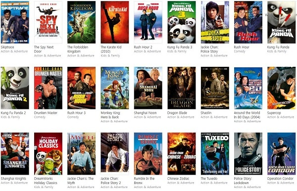 What are the best Jackie Chan films? - Quora