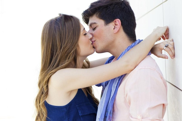 How to practise kissing without a partner