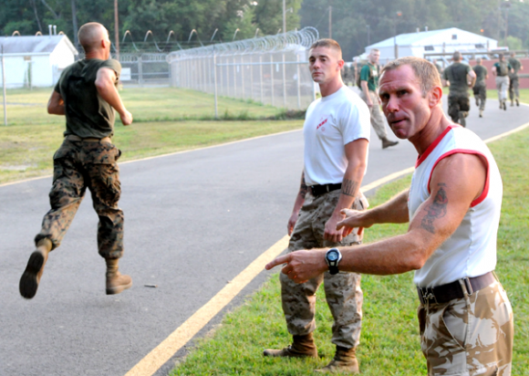 How do the us marines view the british royal marines quora - Officer training school marines ...