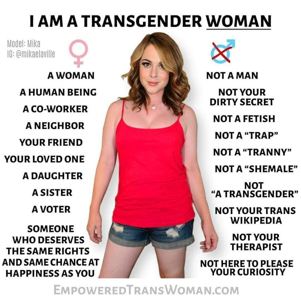 A who tranny is What does