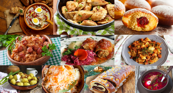 A Guide to Polish Food & Cuisine | 11 Essential Dishes |Traditional Polish Food