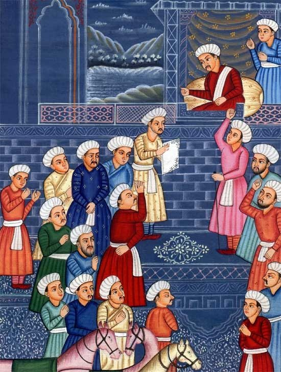 the mughal land revenue system Land revenue system in mughal dynasty - informative & researched article on land revenue system in mughal dynasty from indianetzone, the largest free encyclopedia on.