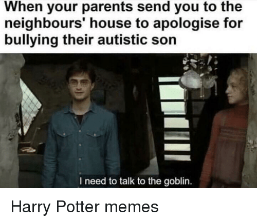 What are some of the best Harry Potter memes? - Quora