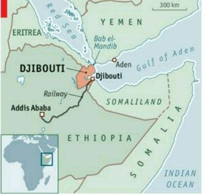 What is the importance of the Djibouti base for China, and why ...
