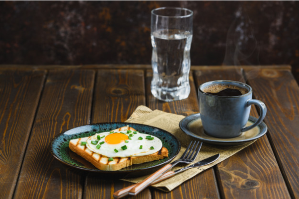 What two things can you never eat for breakfast? - Quora