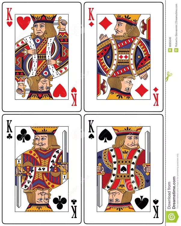 How Many Red Kings Are There In A deck? - Quora