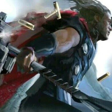 spoilers does thor get a new hammer mjolnir in thor ragnarok