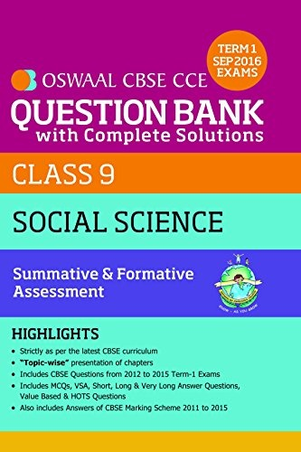Xam Idea Class 9 Sst Term 2 Pdf