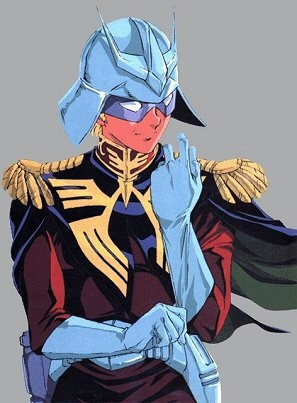 Is Char the most famous Zeon pilot in Mobile Suit Gundam? - Quora