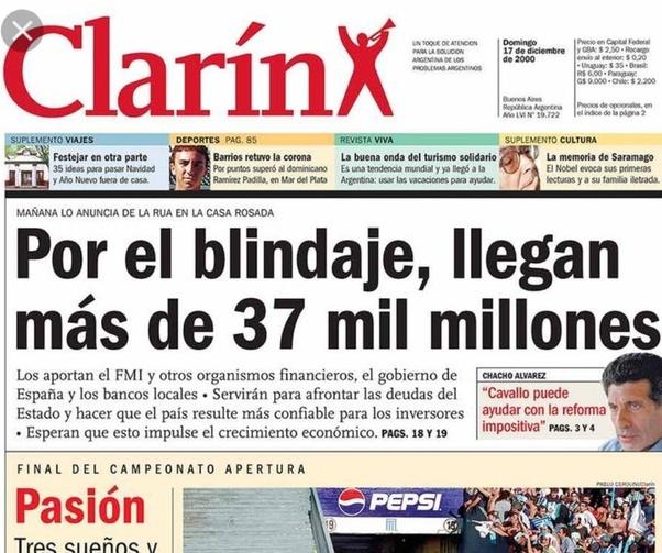 Argentina: para una historia de la corrupción 23