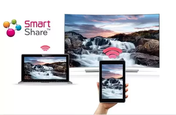 how to connect my phone to my smart tv
