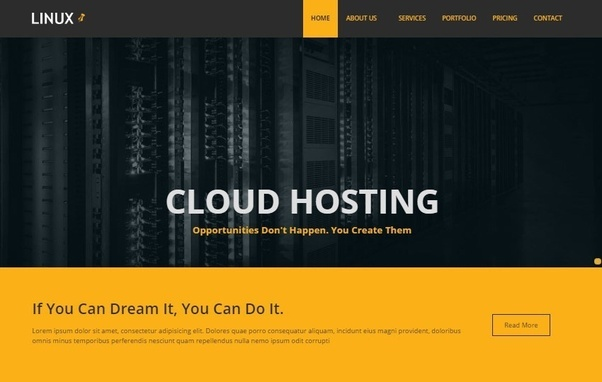 Which website can i download free php scripts and html templates free html5 templates webthemez pronofoot35fo Gallery