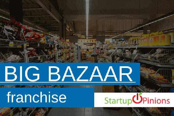 retail marketing strategy of big bazaar