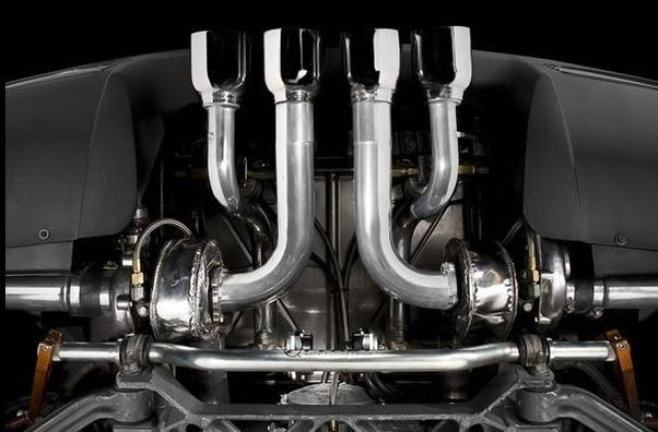 What are some advantages to remote turbos on a car as opposed to ...