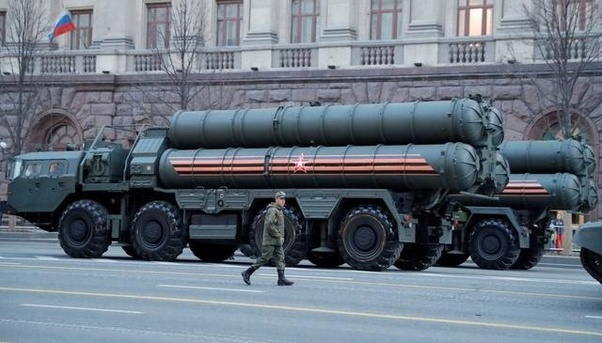 Why is the S400 Russia - India deal so important to the USA
