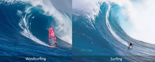 Which one should I learn: Kitesurfing or windsurfing? - Quora