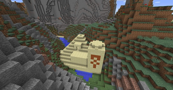 What is the strangest thing that you have seen in Minecraft