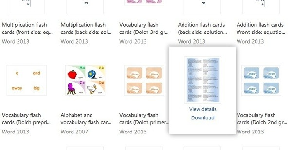 How To Make Flashcards On Microsoft Word  Quora