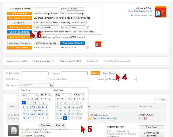 Solved How To Generate Aliexpress Invoices For Tax Purpos