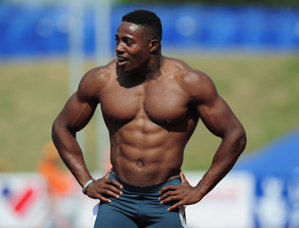 What muscles do sprinters use