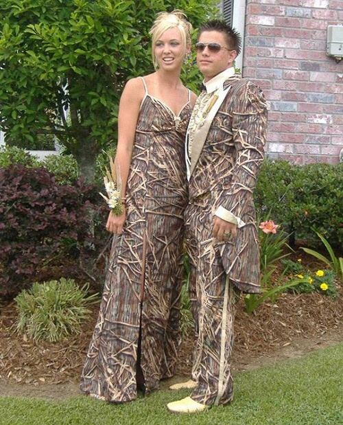 Why should you wear a camouflage tuxedo to a wedding? - Quora