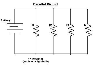 Why is voltage constant in a parallel circuit? How about voltage in ...