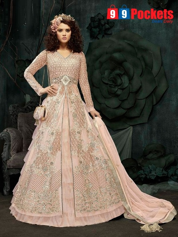 What is the latest in Indian bridal wear? - Quora