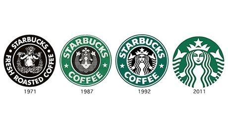 Also If You Notice The Logo Of Starbucks Has Be En Updated Time To