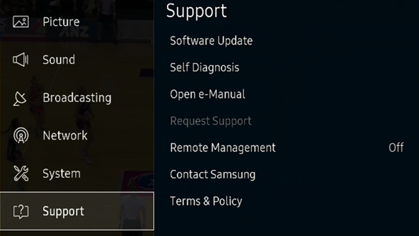 How to update my browser on a Samsung Smart TV - Quora