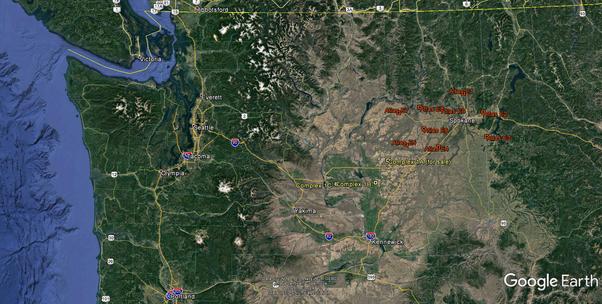 Does western Washington have ballistic missile silos? - Quora