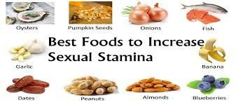 What to eat to improve sexuality